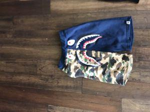 Bape shorts for Sale in SEATTLE, WA