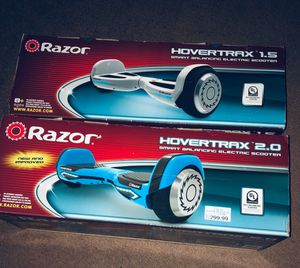 Razor Electric Scooters (HoverBoards) for Sale in Port Richey, FL
