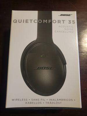 Bose Quiet Comfort 35 for Sale in Philadelphia, PA