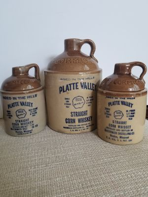 Whiskey jugs for Sale in Mountain View, CA