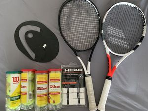 Tennis Rackets HEAD SPEED PRO & BABOLAT BOOST for Sale in Miami, FL