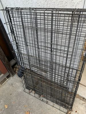 Large Dog crate for Sale in West Sacramento, CA