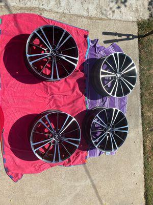 "2013, 2014, 2015, 2016 & 20 17 scion frs/ BRZ black & silver 17"" alloy wheel rim factory oem for Sale in Torrance, CA"