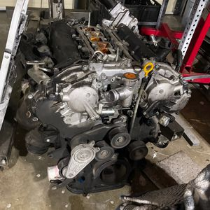 Vq37 Engine With ECM And Intake Manifold for Sale in Whittier, CA