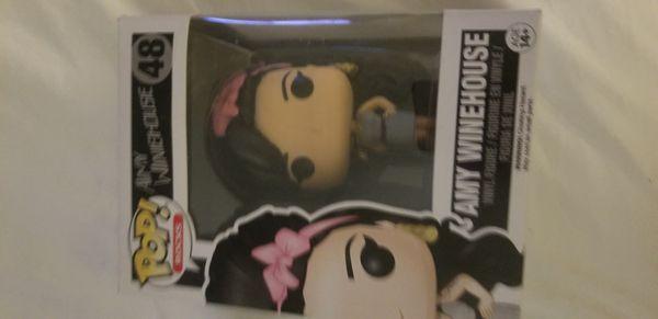 POP Rocks Amy Winehouse