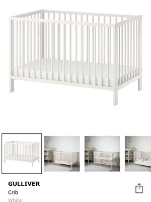 Baby crib excellent condition , like new for Sale in San Jose, CA