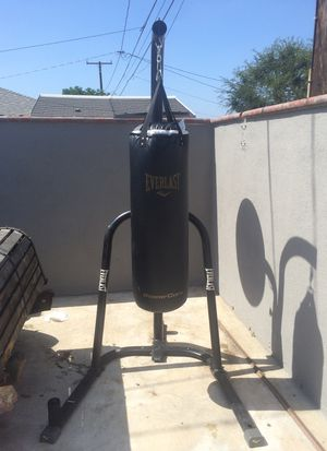 Punching bag for Sale in La Habra Heights, CA