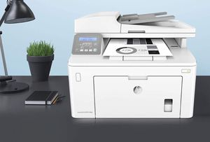 HP Laserjet Pro M148dw All-in-One Wireless Monochrome Laser Printer with Auto Two-Sided Printing, Mobile Printing & Built-in Ethernet (4PA41A) for Sale in Pickerington, OH