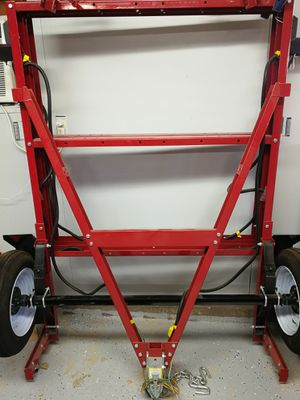 Utility trailer 4'x8' for Sale in Covina, CA