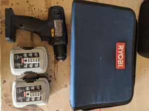 Ryobi cordless drill for Sale in Greenbelt, MD