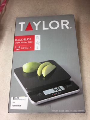Taylor digital kitchen scale for Sale in Whittier, CA