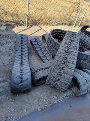 free old bobcat tracks for Sale in Lodi, CA