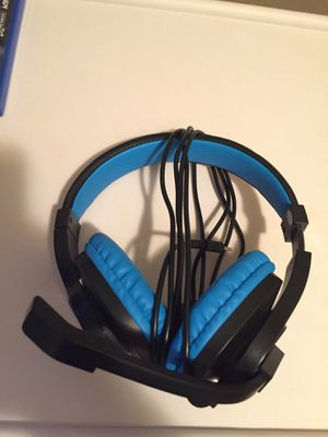 "Gaming Headset ""ps4"" for Sale in Sioux Falls, SD"