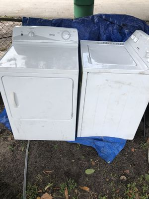 Washer, Dryer good condition for Sale in Carol City, FL
