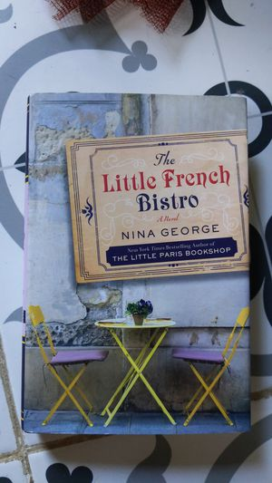 The little french bistro novel for Sale in Savannah, GA