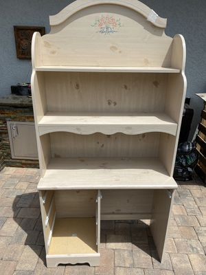 Shelf cabinet/Desk for Sale in Winter Garden, FL