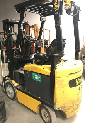 Electric yale forklift for Sale in Newark, CA