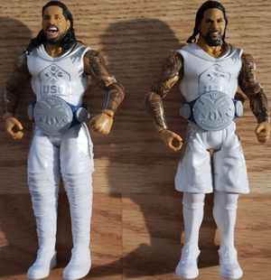 "New WWE ""THE USOS"" Action Figures. for Sale in Longwood, FL"
