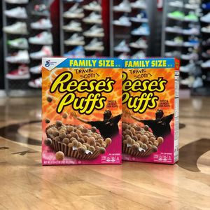 Travis Scott Reese's Puffs (NEW/UNOPENED) Family Size for Sale in Elk Grove, CA