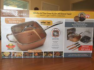 Copper Chef Cookware for Sale in Everett, WA
