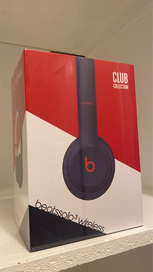 BRAND NEW BeatsSolo 3 Wireless Club Collection for Sale in Los Angeles, CA
