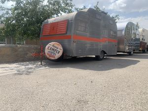Vintage Scotty trailer for Sale in El Paso, TX