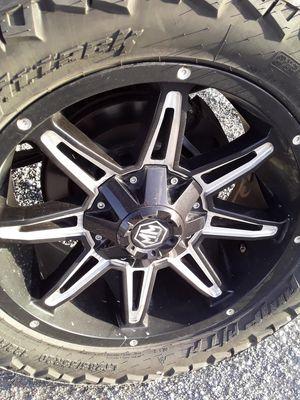 6 lug wheels universal mayhem for Sale in Baytown, TX