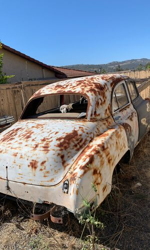 1950 Chevy for Sale in San Marcos, CA