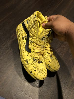Vans x Charlie Brown 8.5mens for Sale in Philadelphia, PA