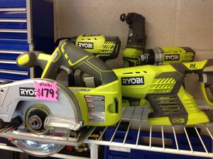 Ryobi Power Tool Set for Sale in Huffman, TX