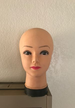 Head mannequin for Sale in Fresno, CA