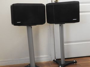 Bose 301 Series IV with OmniMount Stands — In Poinciana for Sale in Kissimmee, FL
