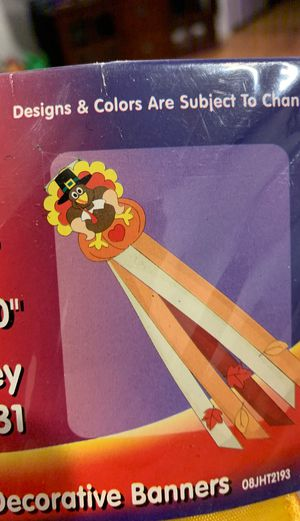 Turkey windsock for Sale in Anaheim, CA