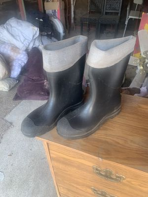 Work Boots -Steel Toed for Sale in Fresno, CA