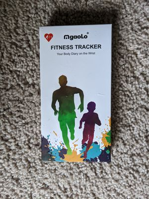 Fitness band tracker (mgaolo) for Sale in Bothell, WA