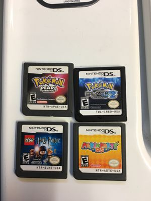Nintendo DS games for Sale in Silver Spring, MD