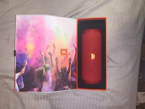 JBL Flip 4 Speaker for Sale in Waukegan, IL