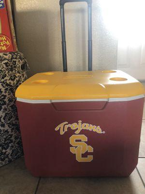 Trojans cooler for Sale in Riverside, CA