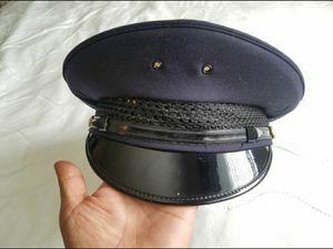 Police Officer Wool Navy blue hat RocknRoll for Sale in Long Beach, CA