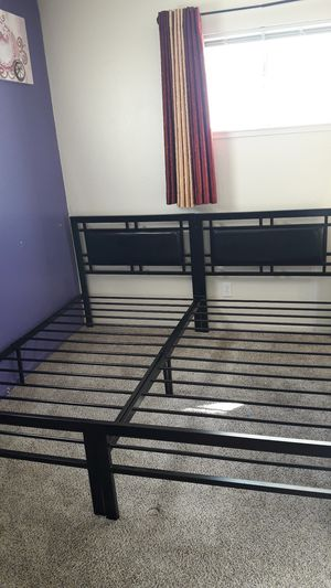 Twin bed frame for Sale in Tracy, CA