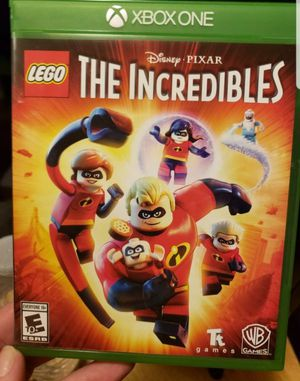 The Incredibles XBOX One for Sale in Glendale, AZ