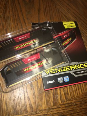 Corsair - Vengeance Pro Series RAM (8GB) 1866 MHz DDR3 for Sale in Chico, CA
