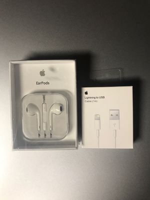 Apple Headphones/Chargers for Sale in San Diego, CA