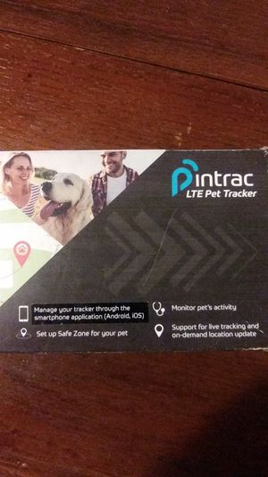Pet tracker for Sale in Wichita, KS