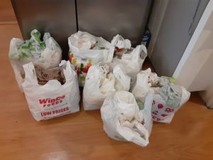 FREE grocery bags for Sale in Colton, CA