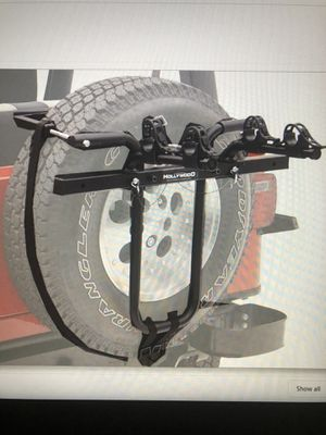 Spare Tire 2 Bike Rack for Sale in Oak Park, MI