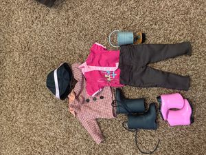 American Girl Doll Horse Riding Outfit for Sale in Mission Viejo, CA