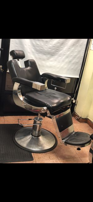 American made barber chair . Need it Gone for Sale for sale  Brooklyn, NY
