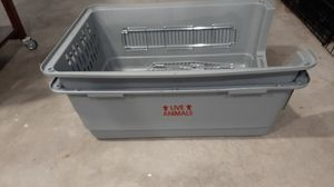 Sky kennel - 50 to 75 lb animal transport for Sale in Lacey, WA