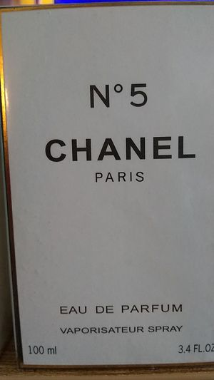 Chanel No.5 paris for Sale in Columbus, OH